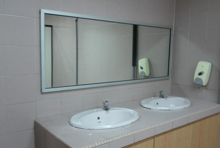 feliz toilet renovation at johor bahru. Black Bedroom Furniture Sets. Home Design Ideas