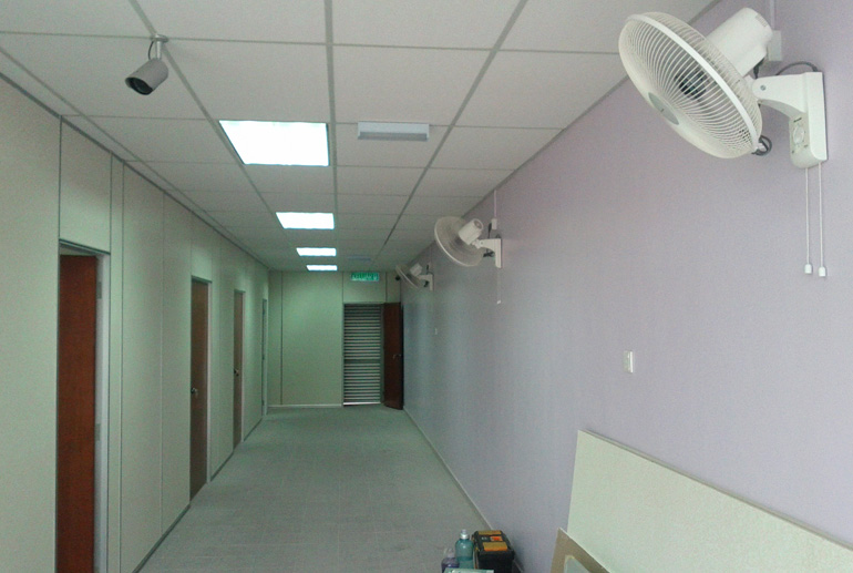Feliz Partition Installation